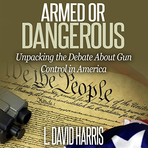 Armed or Dangerous audiobook cover art