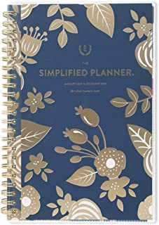 Emily Ley 2019 Monthly Planner, The Simplified Planner, 5