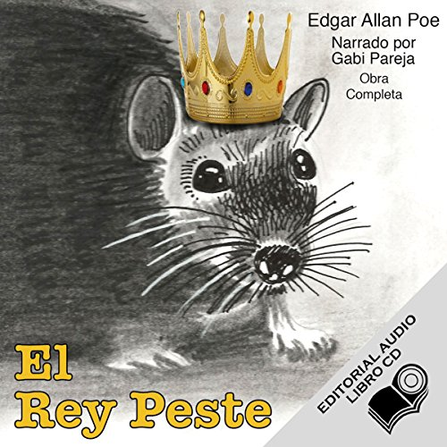 El Rey Peste [King Pest] audiobook cover art
