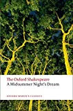 A Midsummer Night's Dream - The Oxford Shakespeare - OUP Oxford - 27/03/2008