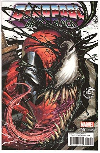 Deadpool Back in Black 1 Tyler Kirkham KRS Comics Exclusive...