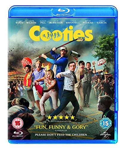Cooties [Blu-ray] [2014] [Region Free]
