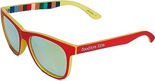 Goodbye, Rita. - Gafas de sol polarizadas naranjas y amarillas- Lente espejo- Dino