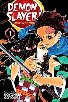 Demon Slayer: Kimetsu no Yaiba, Vol. 1: Cruelty by [Ryoji Gotouge, Koyoharu,Hirano]