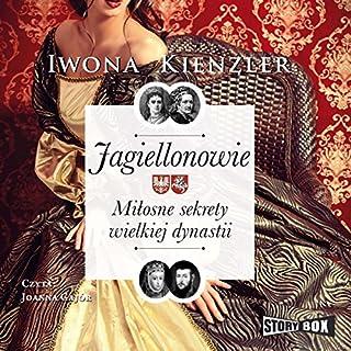 Jagiellonowie audiobook cover art