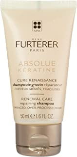 Rene Furterer René Furterer ABSOLUE KÉRATINE repairing shampoo for damaged, over-processed hair, 1.6 fl. oz.