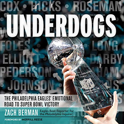 Couverture de Underdogs