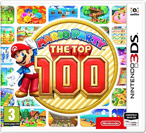 Giochi per Console Nintendo Mario Party: The Top 100