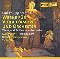 Works for Viola D'Amore & Orchestra by C. Stamitz (2013-05-03)