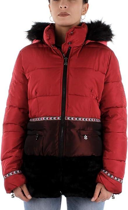 Piumino desigual cappotto corto donna padded sakari 19wwew02 3007 46 40647-42