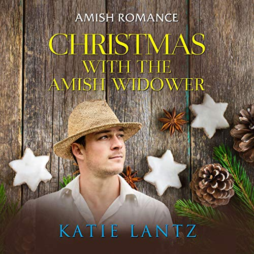 Christmas with the Amish Widower cover art