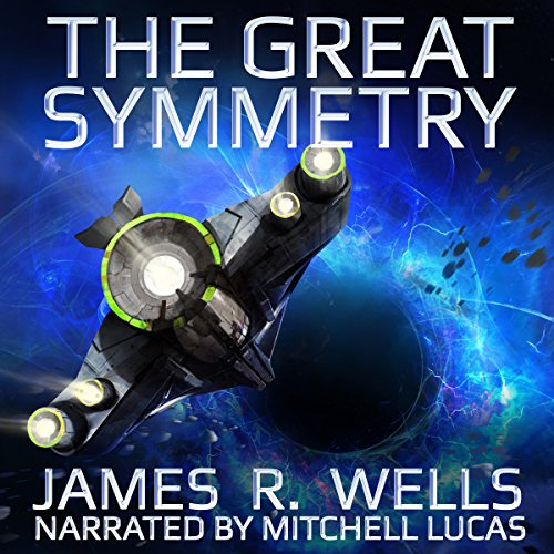 The Great Symmetry audiobook cover art