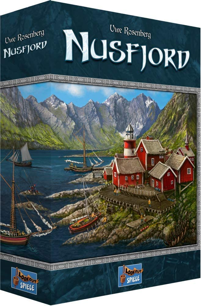 Brand Fashion new Nusfjord