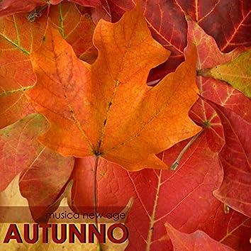 Autunno - Musica New Age Classica con Suoni della Natura per il Relax della Terza Stagione, Musica di Piano con Rumore di Pioggia