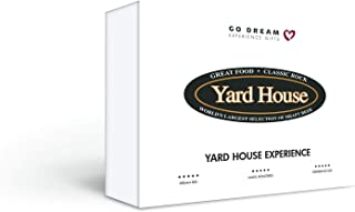Yard House Gift Card Nationwide - GO DREAM - Sent in a Gift Package