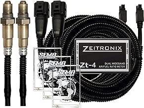 Zeitronix ZT-4 Data Logger Dual AFR Air Fuel Ratio Wideband Lambda V6 V8 V10 V12