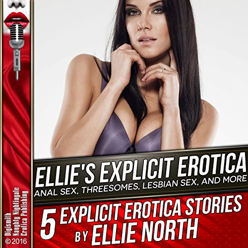 Ellie's Explicit Erotica audiobook cover art