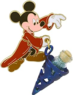 Disney Pin - Sorcerer Mickey - Vial of Magic Dust - Pin 82587