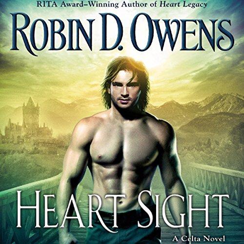 Heart Sight audiobook cover art