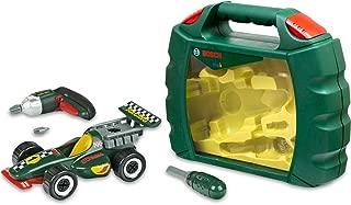 クライン Klein Bosch グランプリケース 【8375】 対象年齢3歳~ おもちゃ 電動ドライバー 収納ケース付 知育玩具 ツールシリーズ レーシングカー
