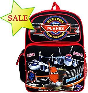 disney planes fire and rescue backpack