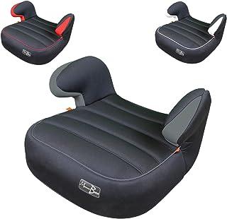 Monsieur Bébé ® Siège auto, rehausseur auto groupe 2 et 3 de 15Kg à 36Kg - 100% fabriqué en France - Trois coloris - n° d'...