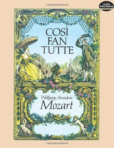 Price comparison product image Cosi fan Tutte in Full Score (Dover Music Scores)