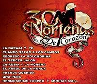 30 Nortenas De Corazon
