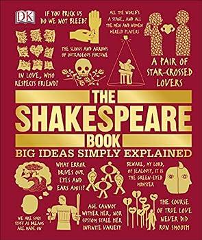 The Shakespeare Book: Big Ideas Simply Explained Kindle eBook