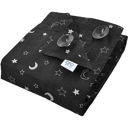 Gro anywhere blind - EFA006 - Rideau occultant noir