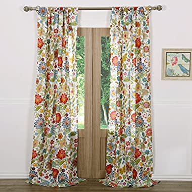 Greenland Home Fashions Astoria Window Panel Pair