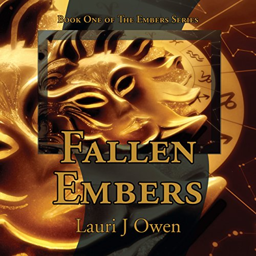Fallen Embers audiobook cover art