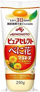味の素 ピュアセレクト べに花マヨネーズ 250g