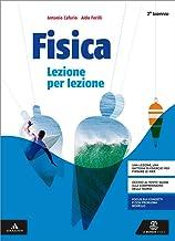 Scaricare Libri Fisica lezione per lezione. Per il secondo biennio dei Licei. Con e-book. Con espansione online PDF