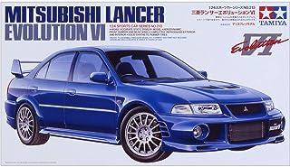 Tamiya 3000242131: 24Mitsubishi Lancer Evolution VI