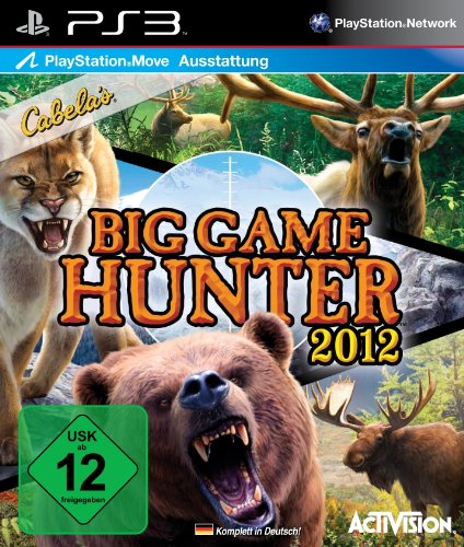 Cabela's Big Game Hunter 2012 (Move Kompatibel) [Edizione: Germania]