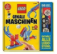 LEGO® Geniale Maschinen: Mit 11 Modellen: Enthaelt alle LEGO®-Steine, die du brauchst - mit 58 LEGO® Elemente