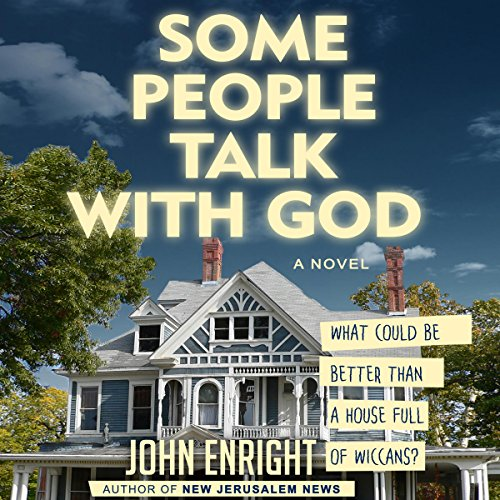 Some People Talk with God audiobook cover art