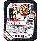 アイリスオーヤマ パック ごはん 魚沼産 コシヒカリ 低温製法米のおいしいごはん 非常食 米 レトルト 150g×6個