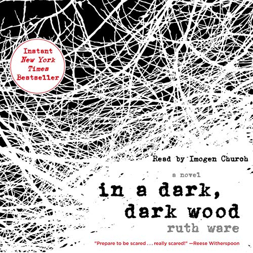 Page de couverture de In a Dark, Dark Wood