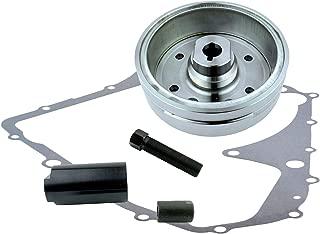 Kit Flywheel + Flywheel Puller Gasket Fits Suzuki LTA 400 Eiger 2002-2007 LTA400 | OEM Repl.# 32102-38F00 / 32102-38F01 / 32101-38F00