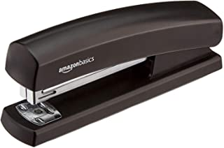 Amazon Basics - Grapadora con capacidad 1000 grapas, color negro