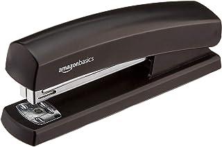 Amazon Basics Agrafeuse avec 1000 agrafes Noir