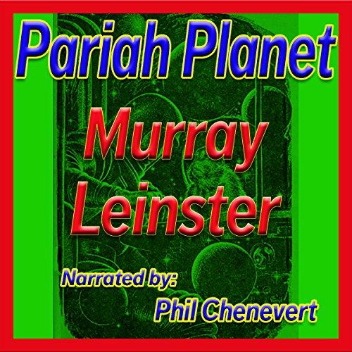 Pariah Planet cover art