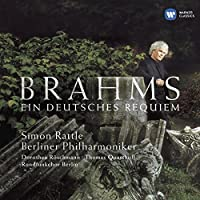 Brahms: Ein Deutsches Requiem (German Requiem) (2007-04-03)