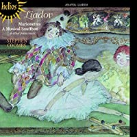 Liadov: Marionettes, A Musical Snuffbox & other piano music by Coombs (2008-08-12)