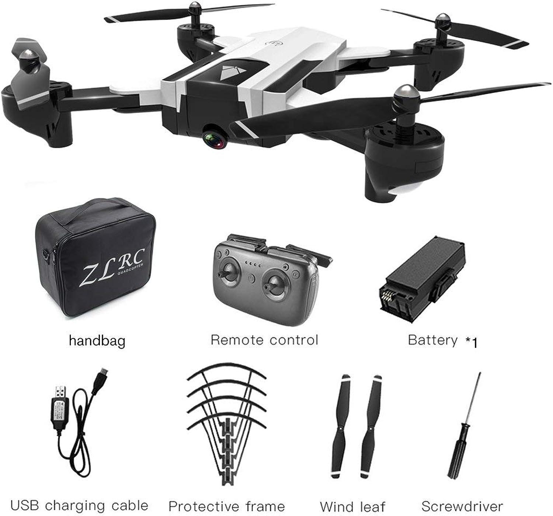 bienvenido a elegir KingGo Drone RC SG900 Plegable Plegable Plegable 2.4GHz WiFi FPV Drones Posicionamiento de Flujo óptico RC Drone con cámara 4K y batería 2200mAh - blancoo  alta calidad
