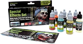 Vallejo Special Effects Paint Set
