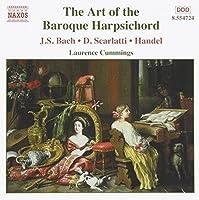 Art of the Baroque Harpsichord by BACH/SCARLATTI/HANDEL (2002-07-16)