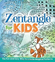 Zentangle For Kids Book Review